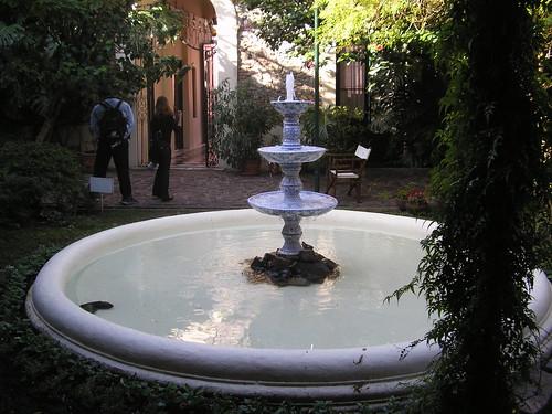 fontaine d'azuleros