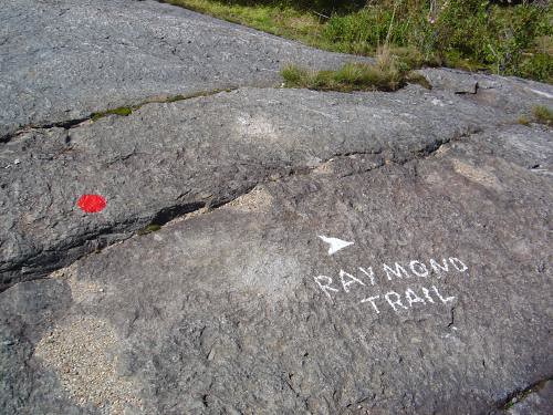 Raymond Trail