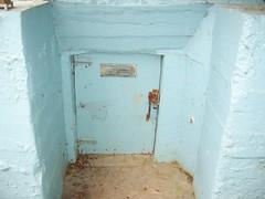 Bomb Shelter Door