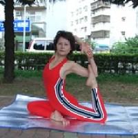 我的瑜伽啟蒙老師_蘇美華老師