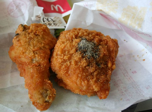 chicken mccrispy
