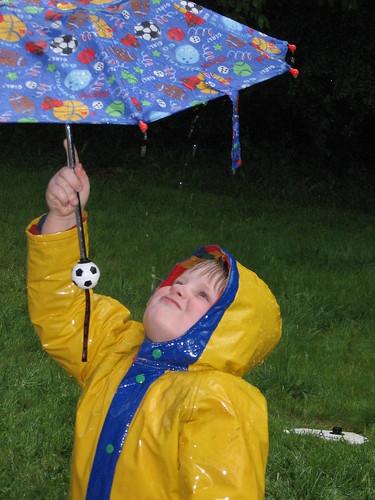 Rain defiance
