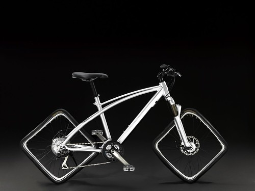 a bike that can only run on special roads by vrogy