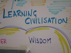 A learning civilisation