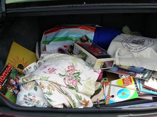Junk In My Trunk 5/12/07