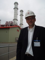 Ed Maxfield and Sutton Bridge Power Station