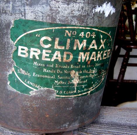 Climax Closeup