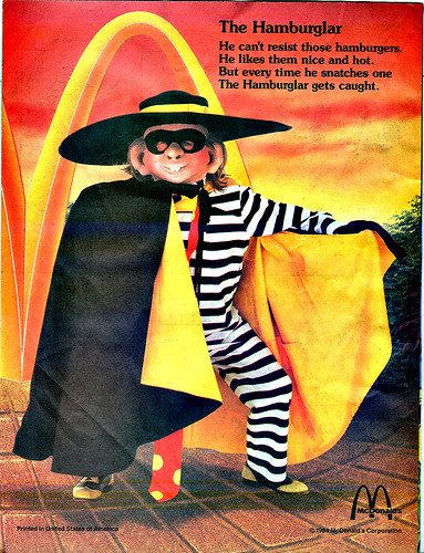 The Hamburglar