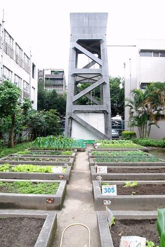 雙蓮國小-菜圃&水塔