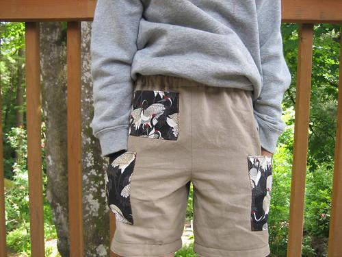 Eddie's Crane Shorts