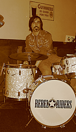 The Rebel Riders - Matt Slobogan