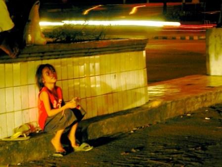 Εγκαταλελειμμένα παιδιά