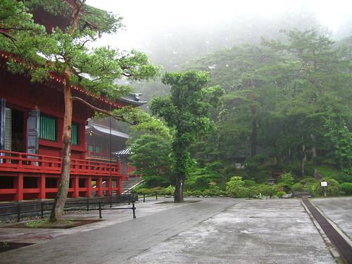 Rinno Ji in Nikko