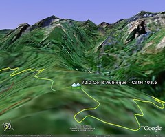 Tour de France 2005 Stage 16 - Col d'Aubisque