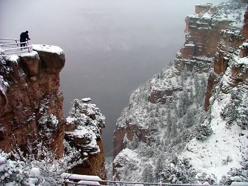 Grand Canyon, mid November, 2004