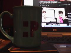 P coffee