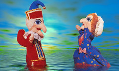 Punch and Judy's Carribean Vacation