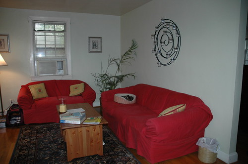 The Living Room (plus Cambridge)