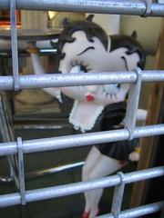 Boop behind bars!