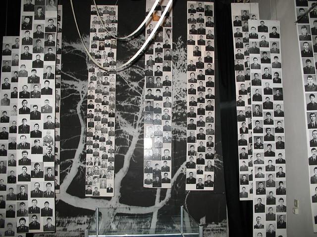 victimas de Chernobyl