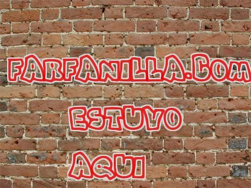 farfanilla grafitti