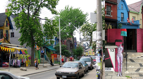 Toronto's Kensington Neighborhood