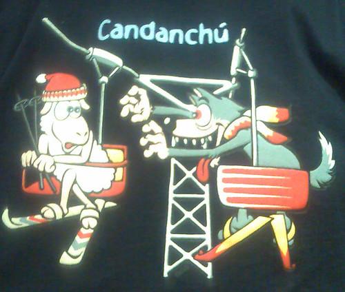 Camiseta CANDACHU