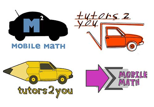 Mobile Math Logo