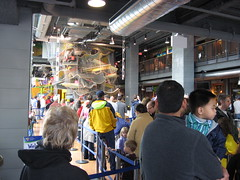 Crowded Kid's Museum