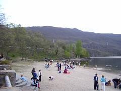Playa Lago Sanabria
