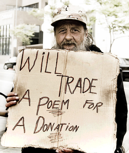 Poetry for Poverty