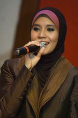 Waheeda at MMU Melaka by isham80