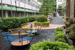 雙蓮國小-幼稚園遊樂區