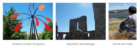 Maryhill, Stonehenge, Scenic View