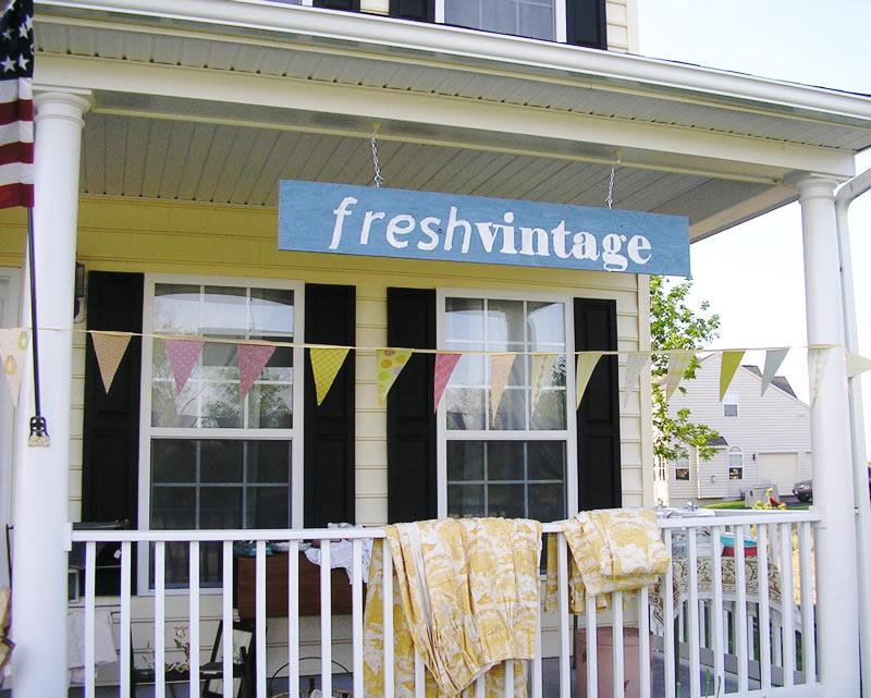 Fresh Vintage Blog