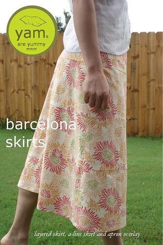 barcelonaskirts