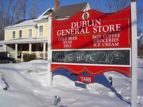 General store, Dublin, NH