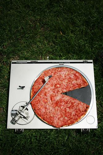 pizza turntable