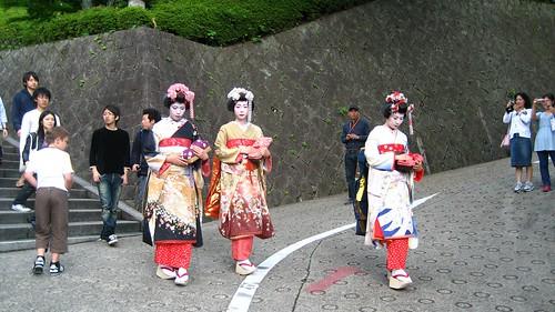 Live Geisha