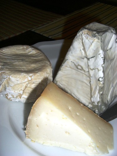 Haystack Mountain Goat Cheeses