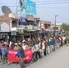 A view during Madhesi Movement.