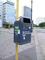 Abfall für Alle