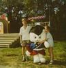 LGB, дядя Слава и медвед Петя
