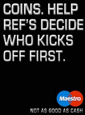 maestro vs refs