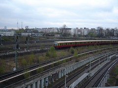 S-bahn in Berlin