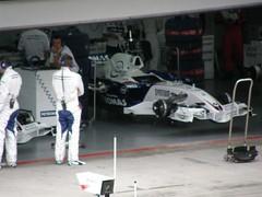 05.BMW Sauber的賽車