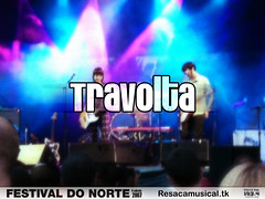 Travolta Festival do Norte 2007