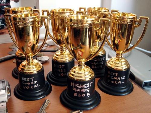The Making of COM125 Awards