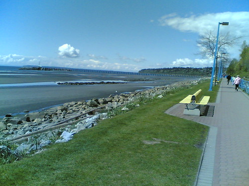 White Rock walk