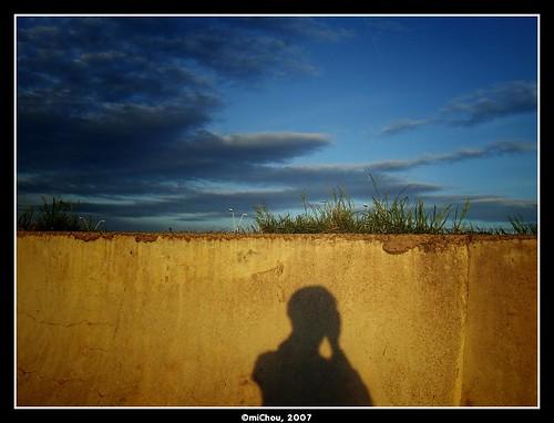 My sky, my shadow